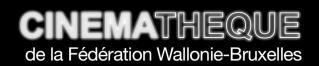 Logo Cinémathèque de la FWB